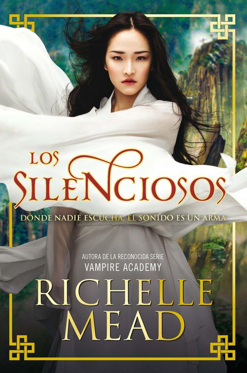 Los silenciosos: portada