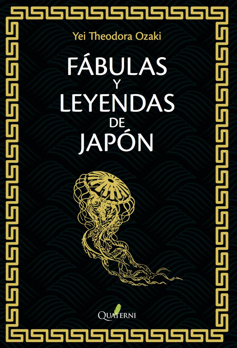 FÁBULAS Y LEYENDAS DE JAPÓN: portada