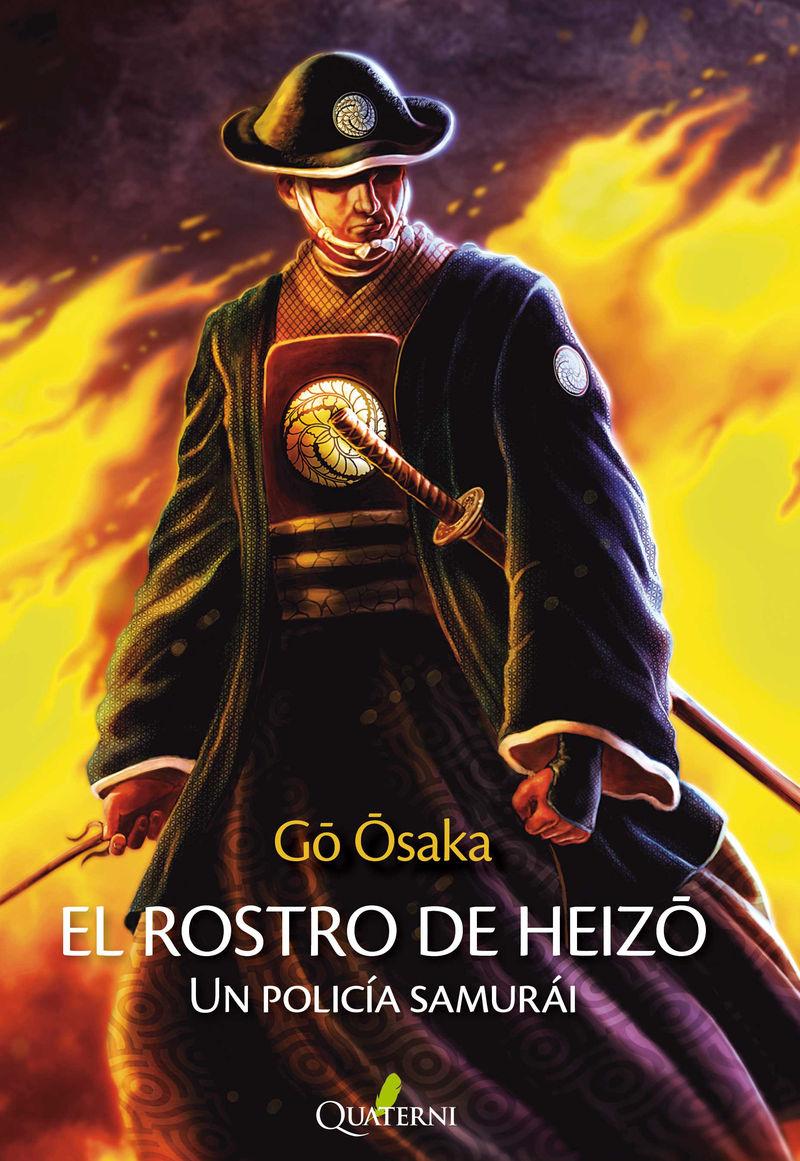 EL ROSTRO DE HEIZO: portada