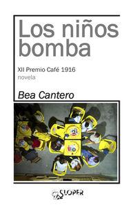 LOS NIÑOS BOMBA: portada