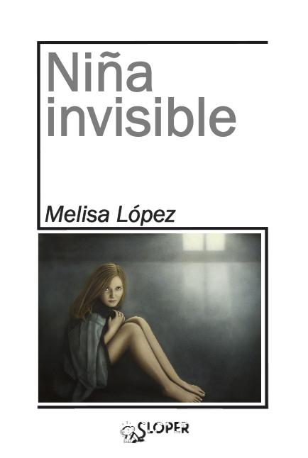 NIÑA INVISIBLE: portada