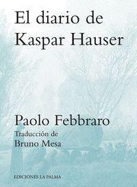 El diario de Kaspar Hauser: portada