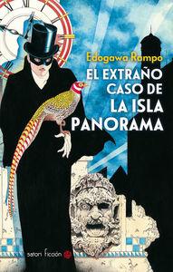 EL EXTRAÑO CASO DE LA ISLA PANORAMA: portada