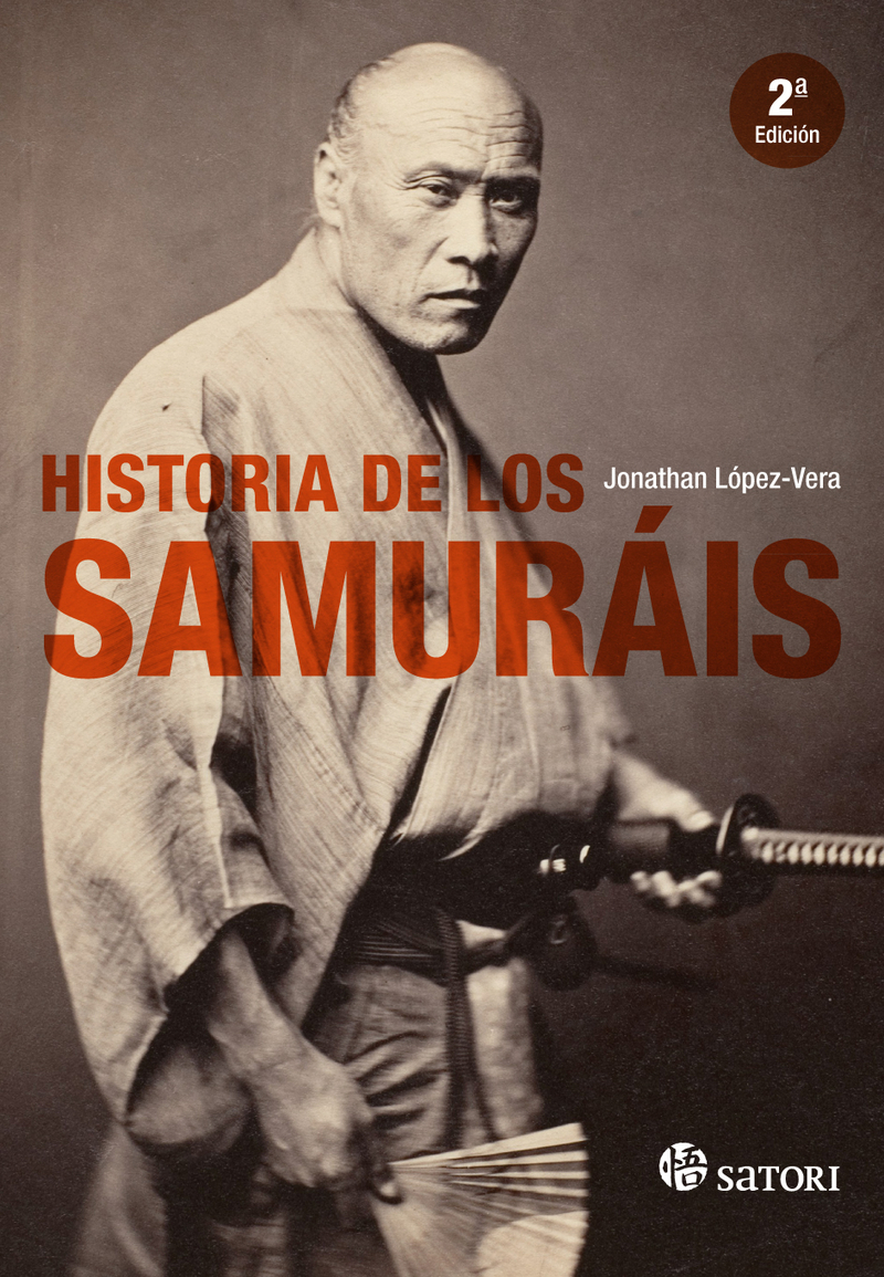 HISTORIA DE LOS SAMURÁIS: portada
