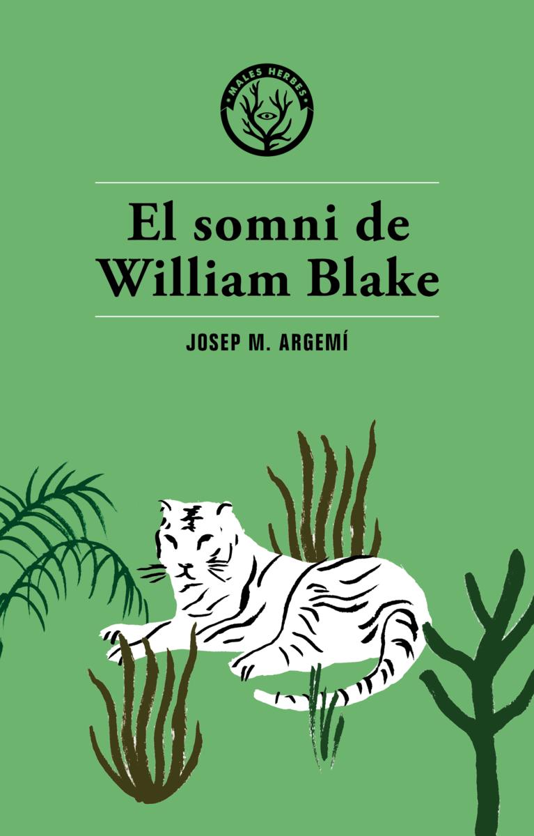 El somni de William Blake: portada