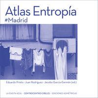 ATLAS ENTROPÍA #Madrid: portada