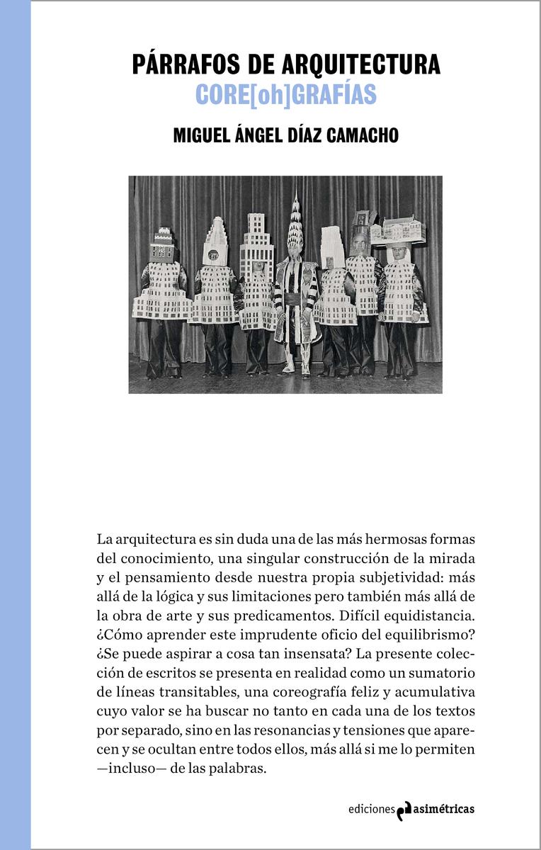 P�RRAFOS DE ARQUITECTURA: portada