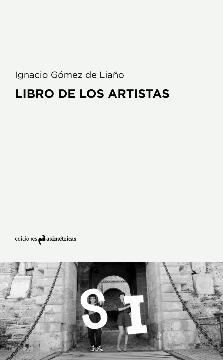 LIBRO DE LOS ARTISTAS: portada