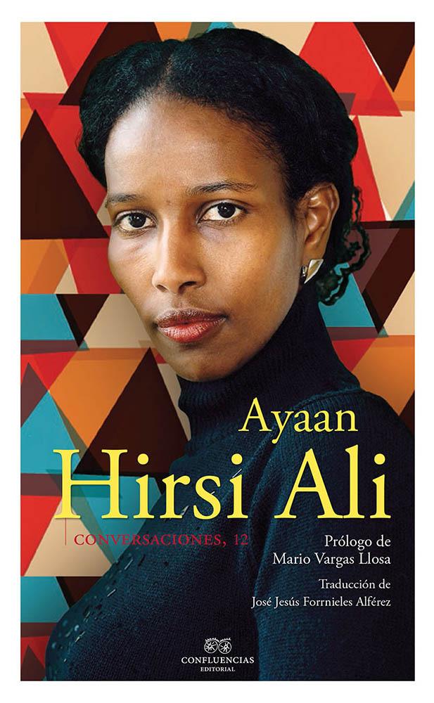Conversaciones con Ayaan Hirsi Ali: portada