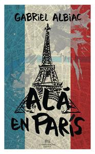 Alá en París: portada