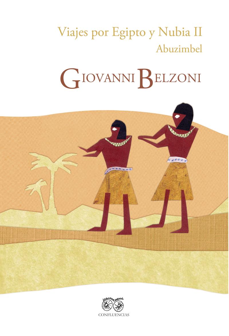 Viajes por Egipto y Nubia III: portada