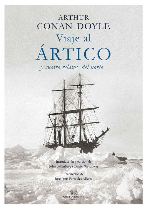 Viaje al Ártico: portada