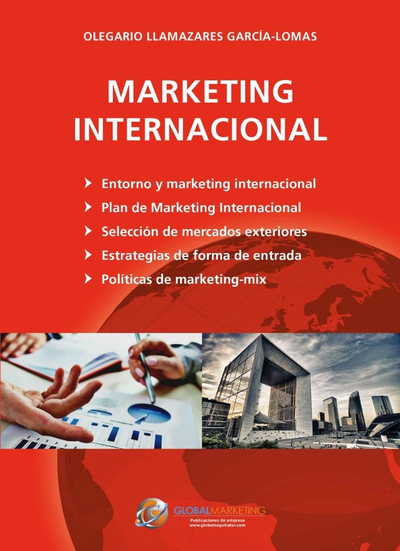 Marketing internacional: portada