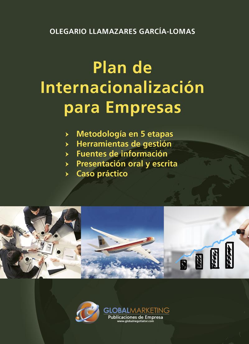 Plan de Internacionalización para empresas: portada