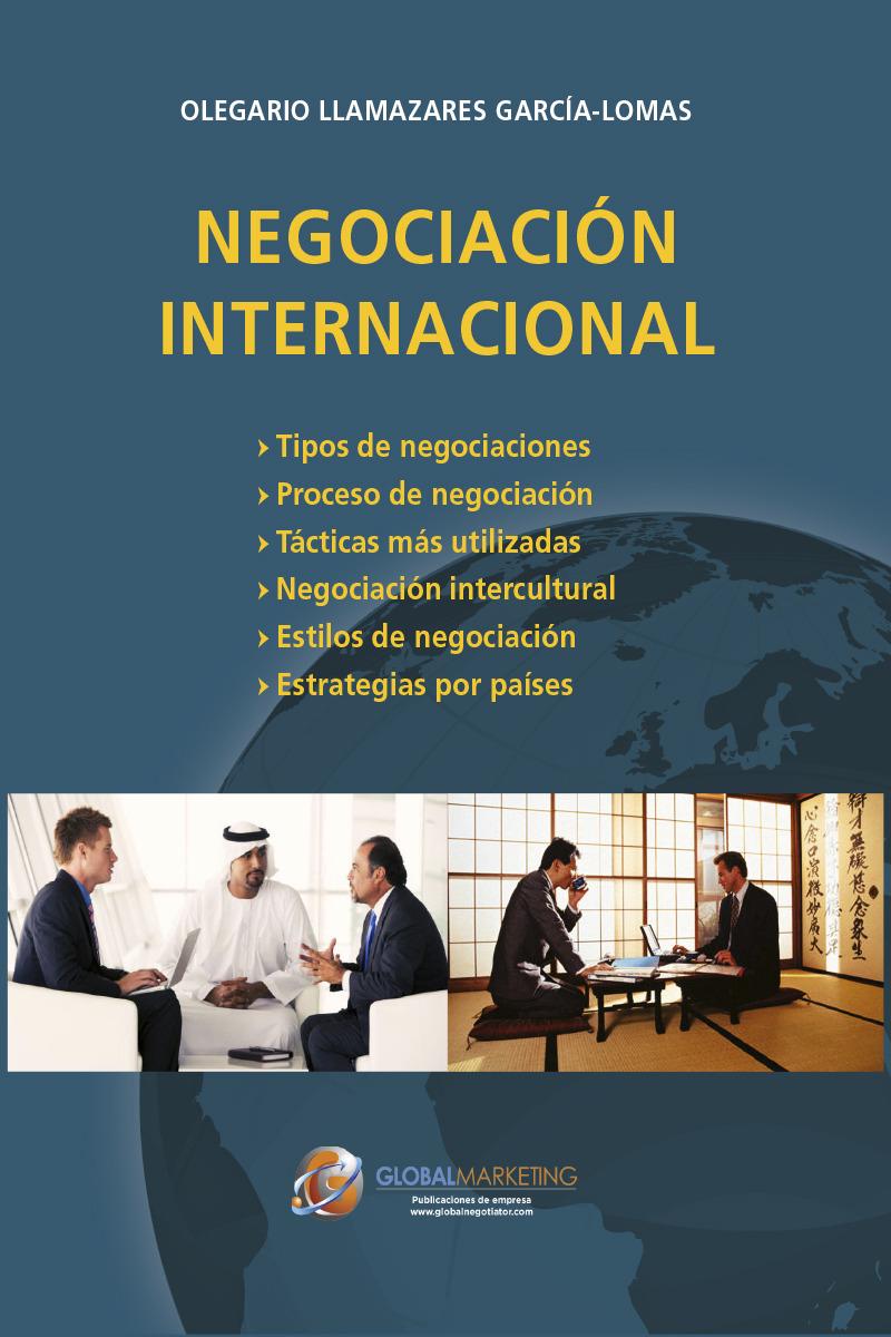 Negociación Internacional: portada