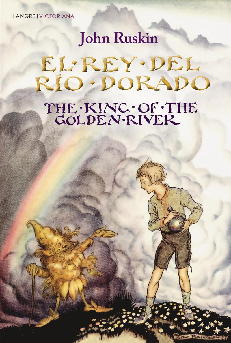 EL REY DEL RÍO DORADO / THE KING OF THE GOLDEN RIVER: portada