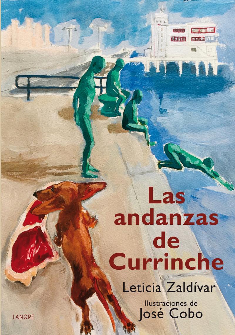 LAS ANDANZAS DE CURRINCHE: portada