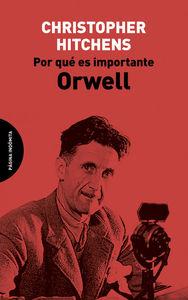 Por qué es importante Orwell: portada