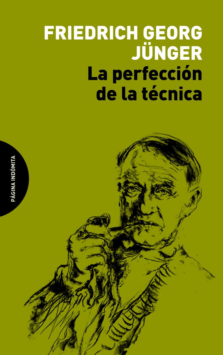 La perfección de la técnica: portada