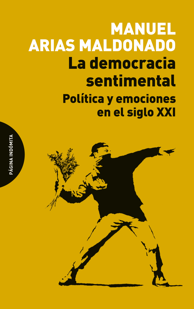 La democracia sentimental: portada
