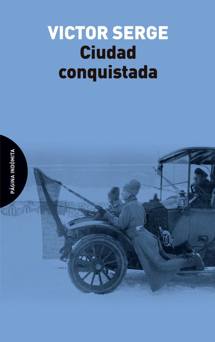 Ciudad conquistada: portada