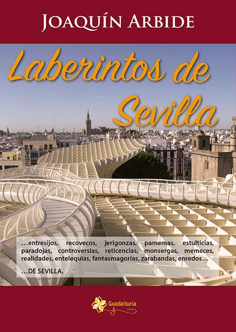 LABERINTOS DE SEVILLA: portada