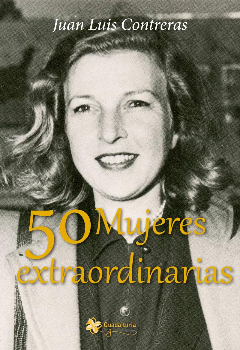 50 Mujeres extraordinarias: portada