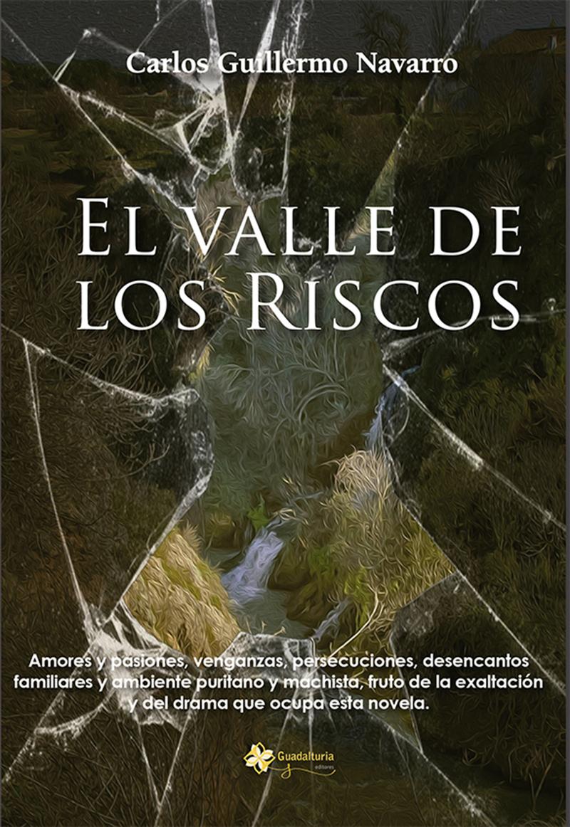 El valle de los Riscos: portada