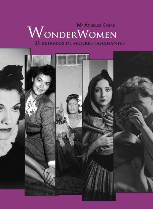 WONDERWOMEN: portada