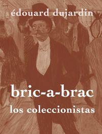 BRIC-À-BRAC: portada
