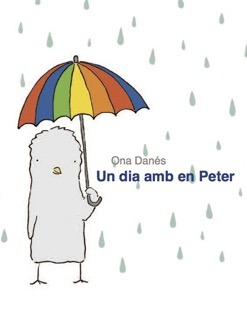 Un dia amb en Peter: portada