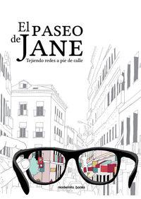 El paseo de Jane: portada