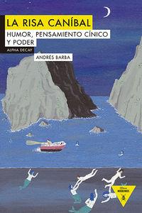 LA RISA CANIBAL: portada