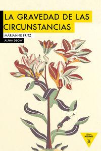 LA GRAVEDAD DE LAS CIRCUNSTANCIAS: portada
