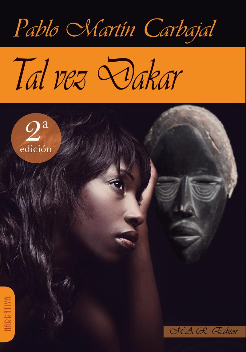 Tal vez Dakar: portada