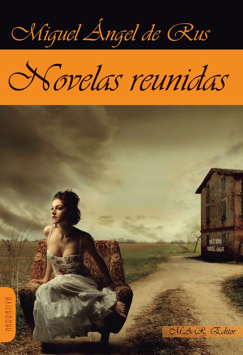 Novelas reunidas: portada