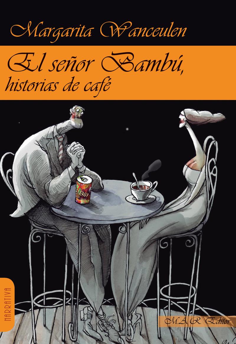 El señor Bambú, historias de café: portada