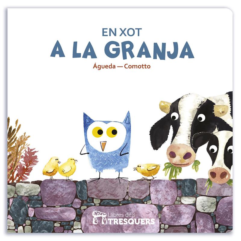 EN XOT I A LA GRANJA - CAT: portada