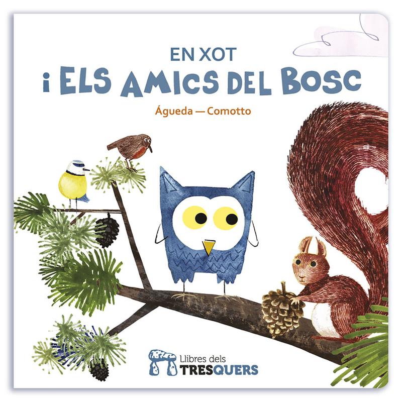 EN XOT I ELS AMICS DEL BOSC - CAT: portada