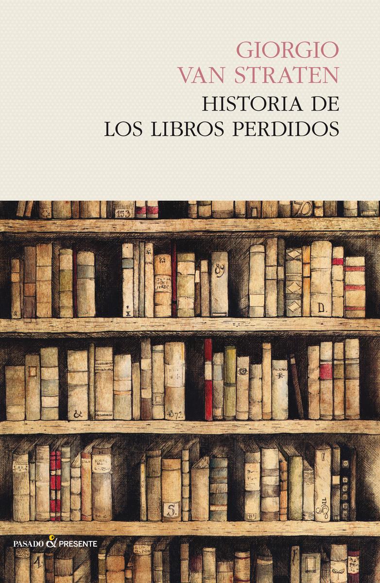 Historia de los libros perdidos: portada