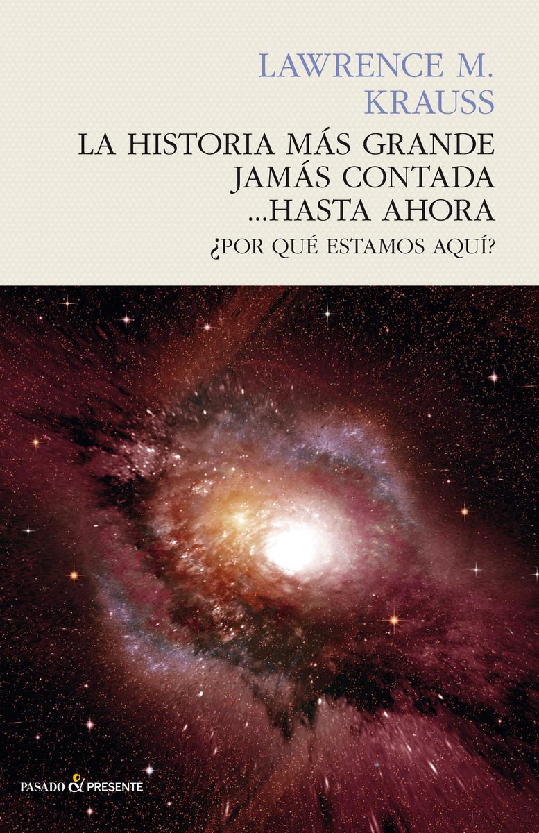 LA HISTORIA MÁS GRANDE JAMÁS CONTADA... HASTA AHORA: portada