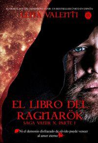 El Libro del Ragnarök, parte I: portada