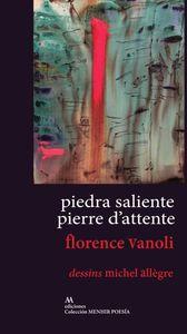 Piedra saliente / Pierre D'attente: portada