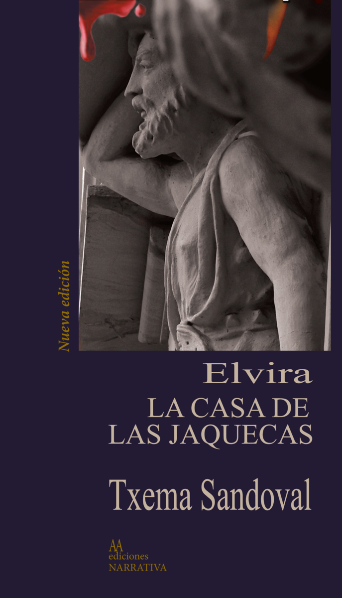 Elvira, la Casa de las Jaquecas: portada