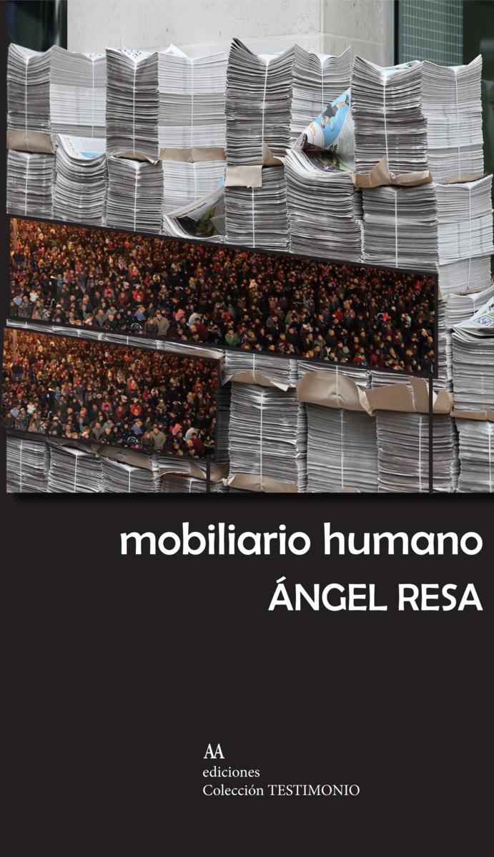 Mobiliario humano: portada