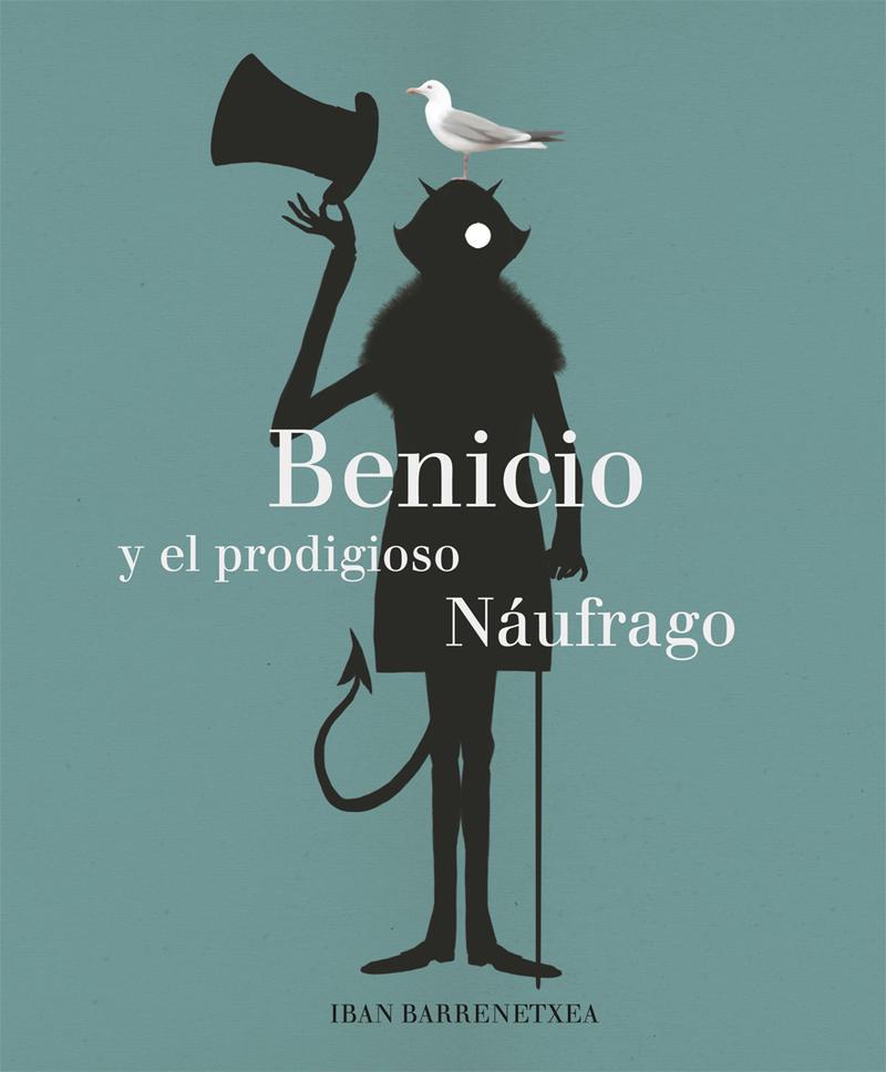 Benicio y el prodigioso n�ufrago: portada