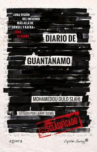 Diario de Guantánamo: portada