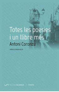 Totes les poesies i un llibre més: portada