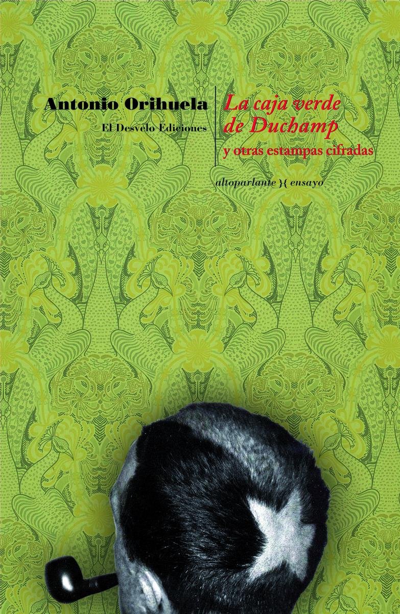 La caja verde de Duchamp: portada