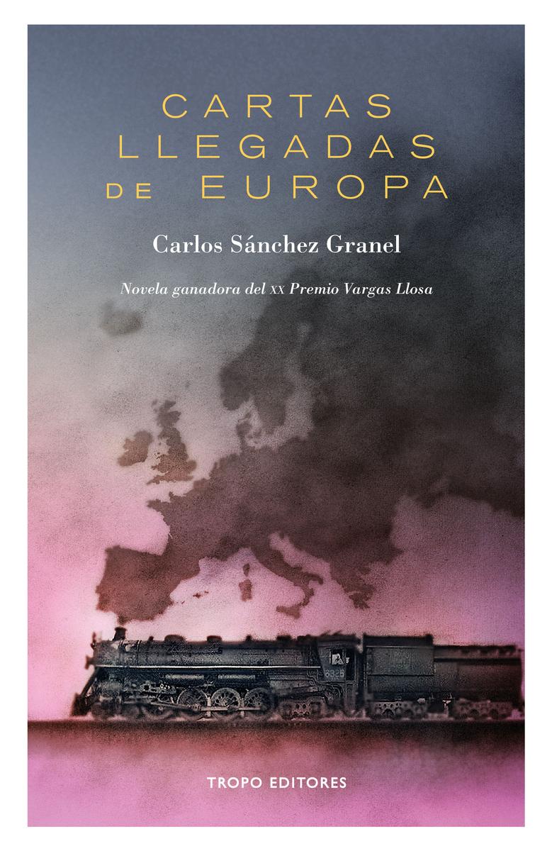 Cartas llegadas de Europa: portada